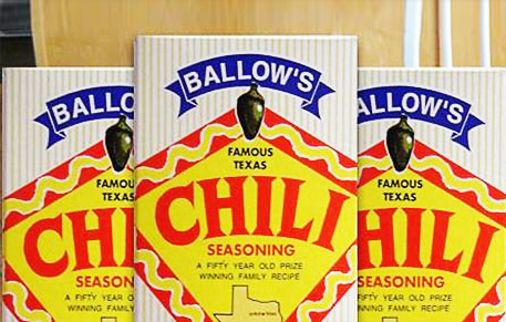 Image result for Ballows chili